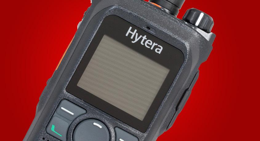 Hytera PD982 | Alpha Prime Communications