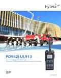 Hytera PD982i UL913